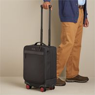 Cargobold 4 Wheeled Carry-On Suitcase BLACK