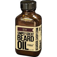 Sexy Simply Great Beard Oil