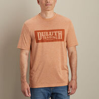 Men's Synthetic Short Sleeve Logo Tee TIMHTHR LRG