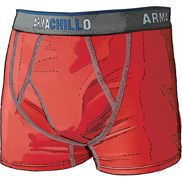 Men's Armachillo Cooling Short Boxer Briefs