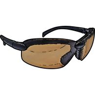 Duluth Trading Polarized Safety Glasses BLACK