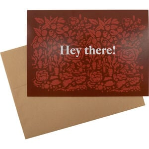 Duluth Trading Hey There Greeting Card