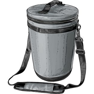 5 Gallon Bucket Cooler GRAY