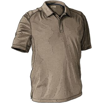 Men's Dry on the Fly Polo QUGHTHR LRG