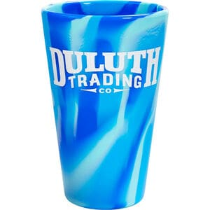 Duluth Trading Silipint Silicone Pint Glass