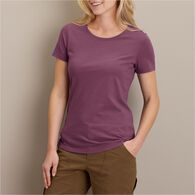 Women's Lightweight Longtail T Crew Neck T-Shirt U