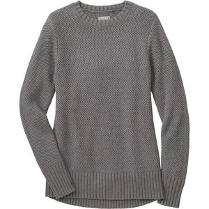 Women's Plus Knit Worth Crewneck Sweater