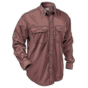 Men's Dry on the Fly Long Sleeve Shirt
