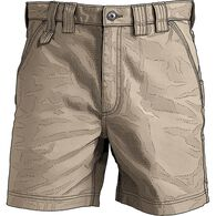 Men's DuluthFlex Fire Hose Carpenter 7'' Shorts DES
