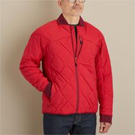 Men's Agiloft Jacket PEWTER SM REG