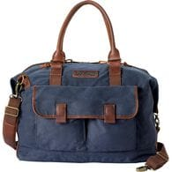 Oil Cloth Weekender Bag DKNAVY