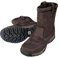 Men's Wild Boar Insulated Pull On Boots DRKBRWN 8