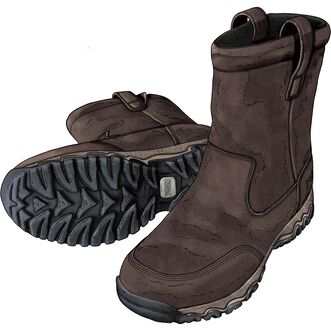 Men's Wild Boar Insulated Pull On Boots