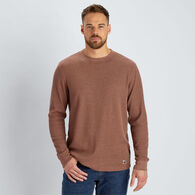 Men's 40 Grit Thermal Crew Shirt
