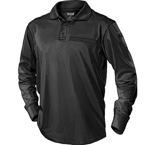 Men's Knuckledown Performance Long Sleeve with Pocket