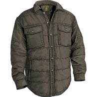 Men's Superior Fire Hose Quilted Shirt Jac IRONORE