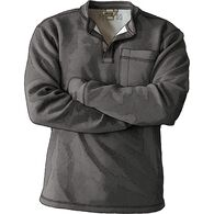 Men's Burly Thermal Sherpa-Lined Henley DGYHTHR ME