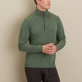 Men's Dry on the Fly 1/4 Zip Base Layer Shirt