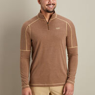 Men's AKHG Catch & Drirelease Long Sleeve 1/4 Zip