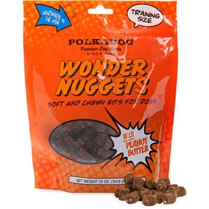 Wonder Nuggets Peanut Butter Dog Treats