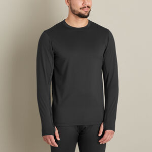 Men's Devil Track Fleece Base Layer Crew