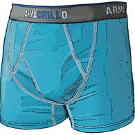 Men's Armachillo Cooling Short Boxer Briefs AQUMAR