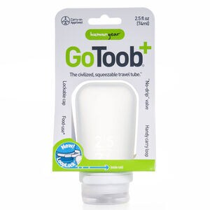 GoToob+ Silicone Travel Bottles