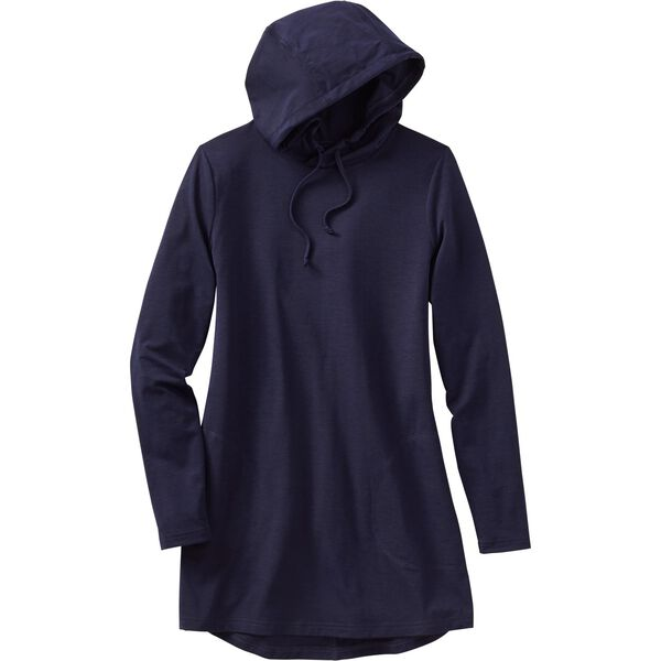 fa4cd44c9eb Women's Dry and Mighty Long Sleeve Hoodie Tunic | Duluth Trading Company