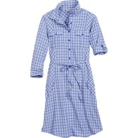 Women's Armachillo Cooling Plaid Dress RBLUPLD SM