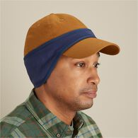 Men's Shoreman's Fleece Ball Cap Ear Band GPGHTHR