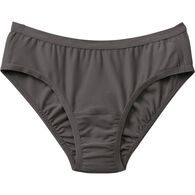 Women's  Buck Naked Hipster Underwear COAL SMALL