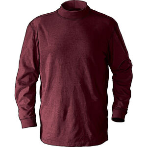 Men's Longtail T Mock Turtleneck
