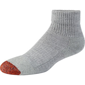 Men's Everyday 6-Pack Midweight Quarter Socks