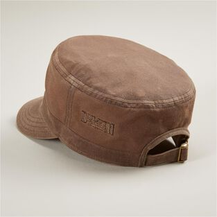 Men's Military Waxed Cap