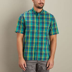 Men's AKHG Borealis Short Sleeve Shirt