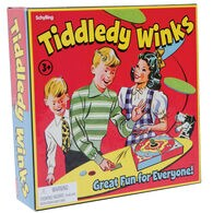 Tiddledy Winks Game