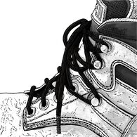 54'' Heavy Duty Boot Laces