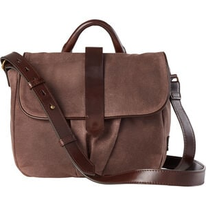 Oil Cloth Satchel