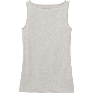 Women's No-Yank Boatneck Tank