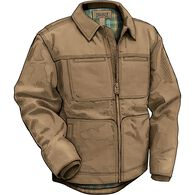 Men's Fire Hose Flannel-Lined Jacket DKCAMEL LRG R