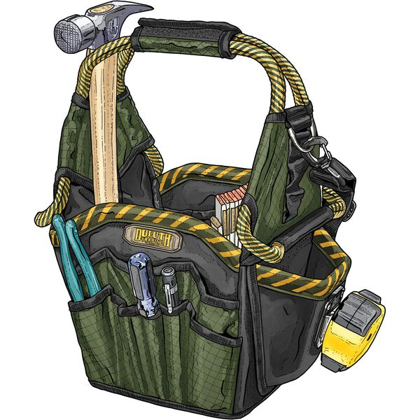 Job Hopper Cube Tool Bag DEEPEGR