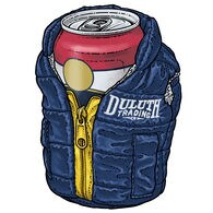 Duluth Trading Puffy Vest Coozie