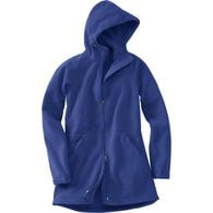 Women's Shoreline Fleece Windproof Parka BALPTBL M