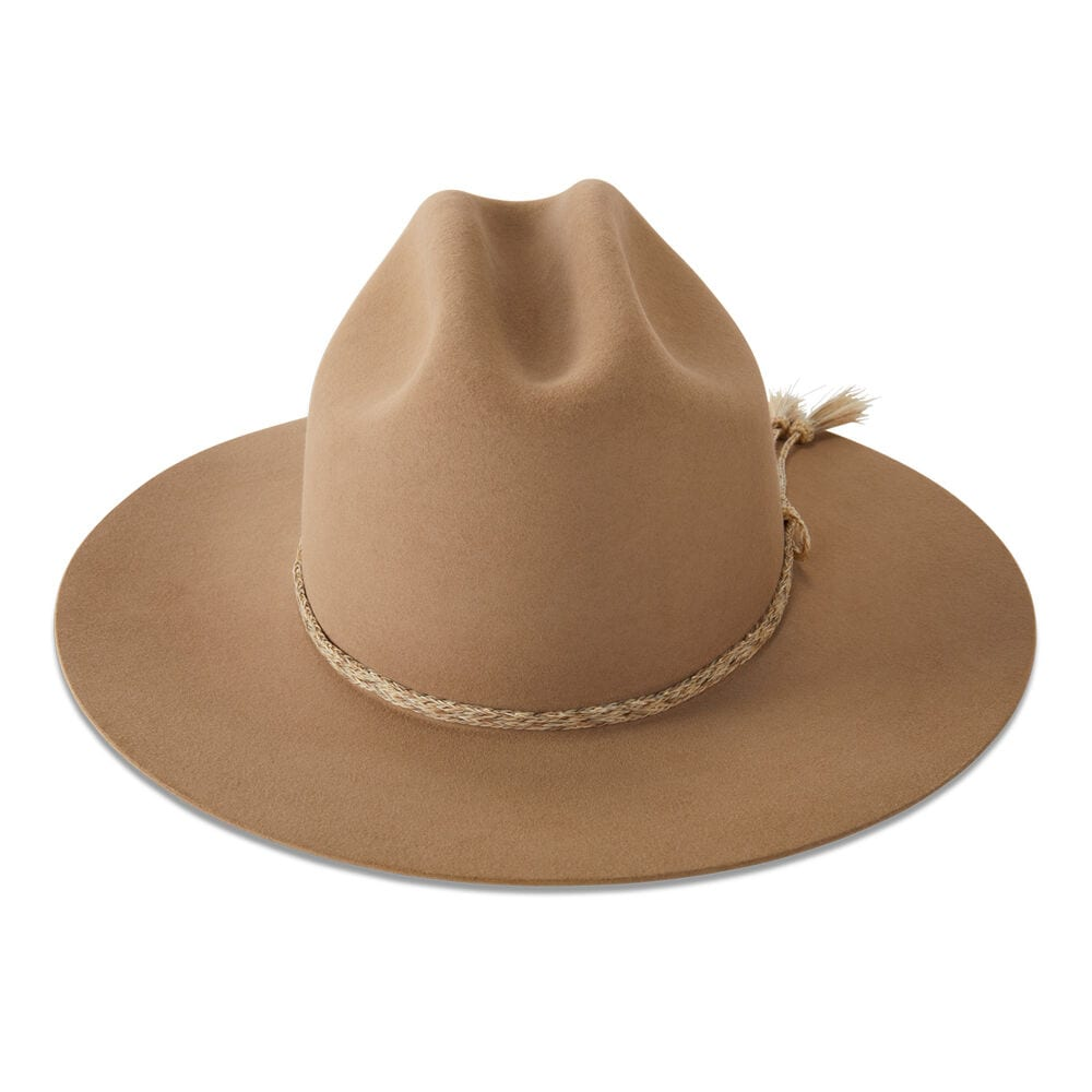 Made hats are where stetson Stetson
