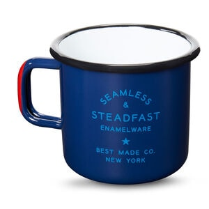 Best Made Enamel 14 oz. Mugs (Set of Two)