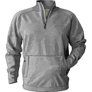 Men's JetSweater All Day Comfort 1/4 Zip Mock