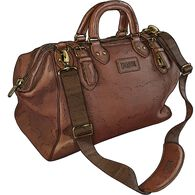Leather AWOL Bag 2.0 BROWN