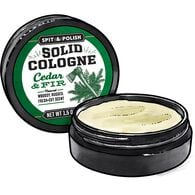 Spit & Polish Cedar and Fir Solid Cologne