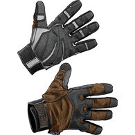 Men's Duluth Trading Work Gloves BROWN LRG