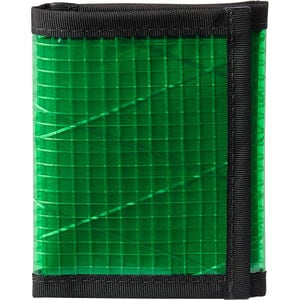 Flowfold Recycled Sailcloth Traveler Trifold Wallet